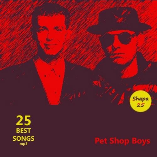 Pet Shop Boys - 25 Best Songs (2012)