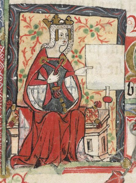 Матильда — дочь короля Генриха I.